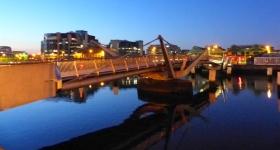 Sean O'Casey Bridge - Dublin