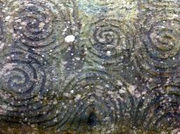 Newgrange burial chamber - Brú na Bóinne, County Meath
