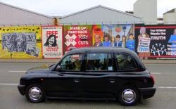 International Wall - Belfast