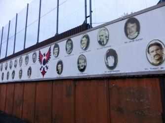 Peace Line - Belfast