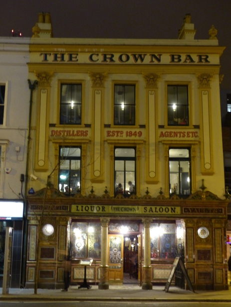The Crown Liquor Saloon - Belfast