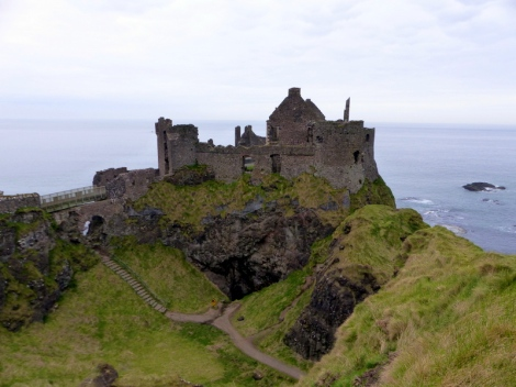 Dunluce Castle - County Antrim