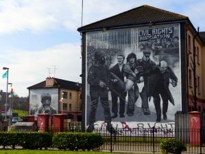 Bogside Republican Murals - Derry