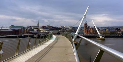 Peace Bridge - Derry