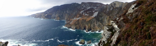The Slieve League Sea Cliffs - County Donegal