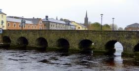 New bridge - Sligo