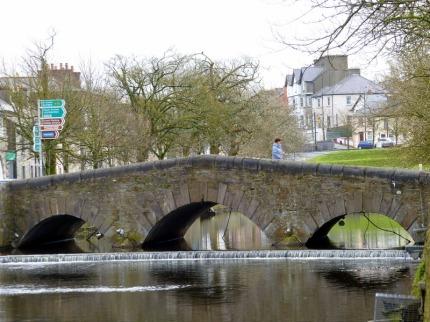 Bridge over the River Carrowbeg