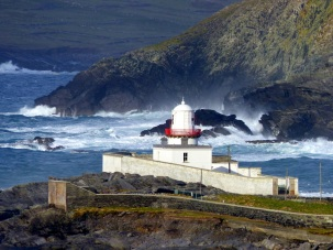 Valencia Island Lighthouse - County Kerry