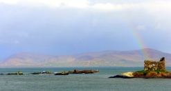 Ballingskelligs Castle - County Kerry