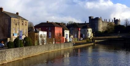 View of Kilkenny Castle - Kilkenny