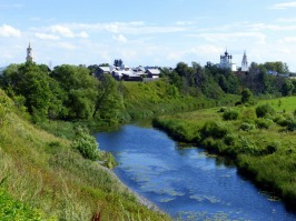 Kamenka river sight