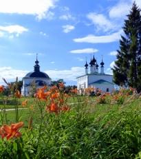 Alexandrovsky Convent