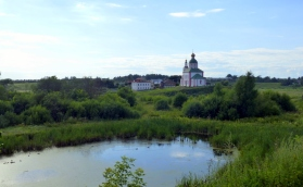 Kamenka river sight