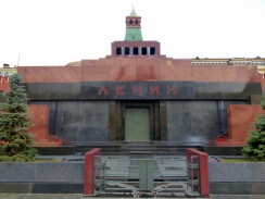 Lenin's Mausoleum, Moscow