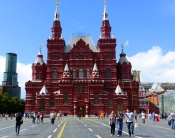 State History Museum at the Red Square