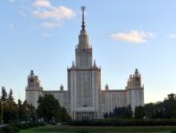 Lomonosov State University, Moscow