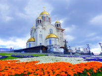 Church upon the Blood - Romanov Death Site