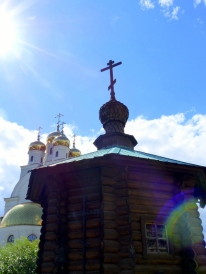 Chapel of the Revered Martyr Grand Princess Yelizaveta Fyodorovna