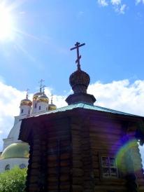Chapel of the Revered Martyr Grand Princess Yelizaveta Fyodorovna