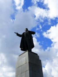 Lenin Square, Ekaterimburg
