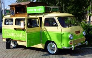 Coffee truck, Krasnoyarsk