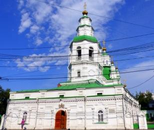 Intercession Cathedral, Krasnoyarsk