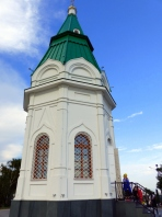 Chasovnya Chapel, Krasnoyarsk