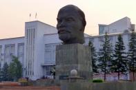 Lenin Square, Ulan-Ude