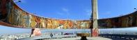 Zaisan Memorial, Ulanbaatar