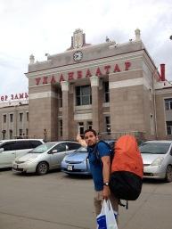 Ulanbaatar Station