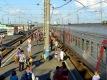 Omsk station