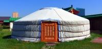 Yurt at the Winter Palace of the Bogd Khan