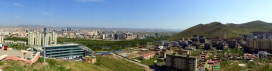 Overview of Ulanbaatar