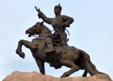 Statue of Sükhbaatar