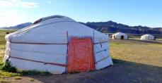 A ger-camp