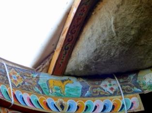Yurt decorations