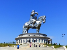 Chinggis Khan Monument