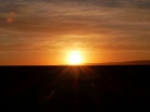 Sunset from Gobi