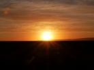 Sunset from Gobi