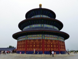 Hall of Prayers for Good Harvests in Temple of Heaven Park