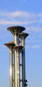 2008 Olympic Observation Towers